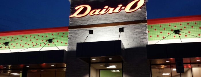 Dairi-O is one of Tempat yang Disukai Janell.
