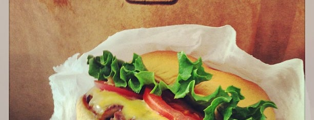 Shake Shack is one of Lukas' South FL Food List!.