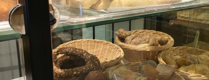 Ok! bread is one of Locais curtidos por Spiridoula.