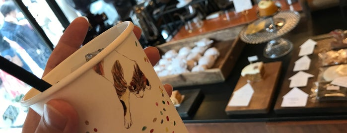 KANNON COFFEE is one of 名古屋.