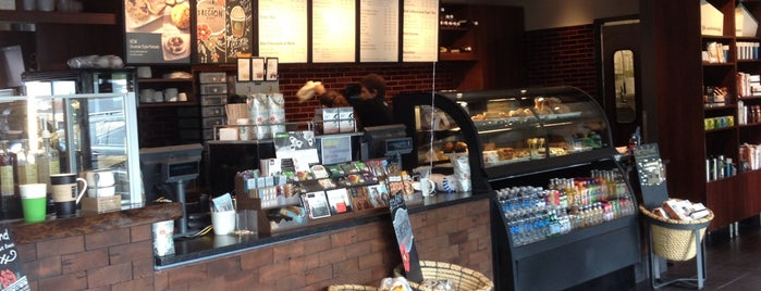 Starbucks is one of US Trip 2017.
