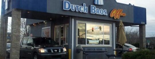 Dutch Bros. Coffee is one of Crystal : понравившиеся места.