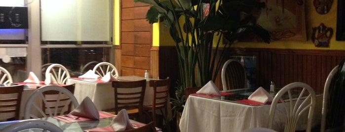 San Miguel Restaurant is one of SF: To Eat.