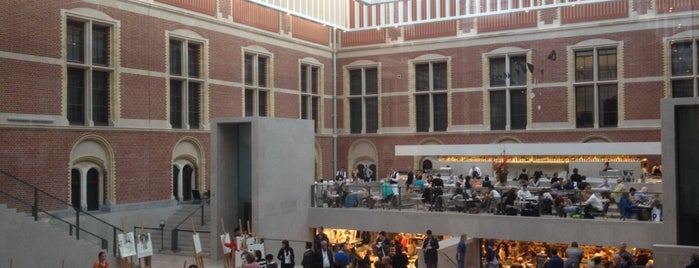 Государственный музей is one of Visiting Amsterdam.