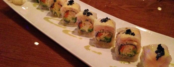 Raku Sushi & Lounge is one of Bite Squad Delivers (SLP).