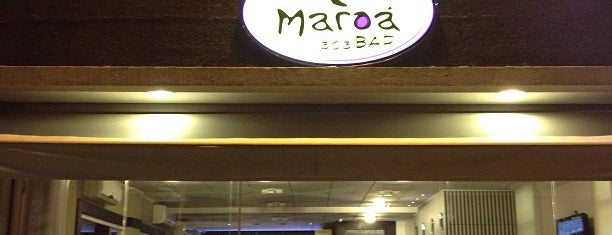 Maroa 303 Bar is one of Voltar.
