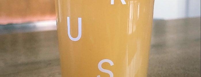 BRUS is one of Denmark.