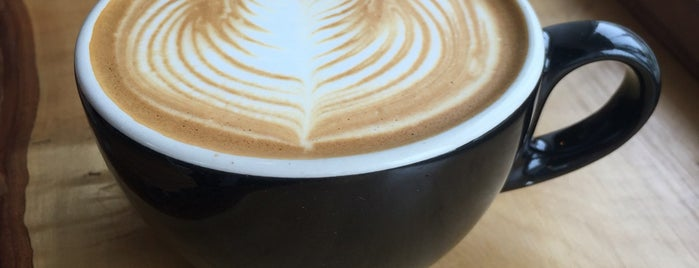 The Richfield is one of SF Coffee.