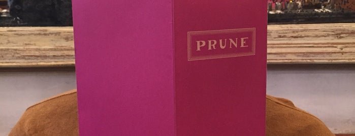 Prune is one of Locais curtidos por Leonor.