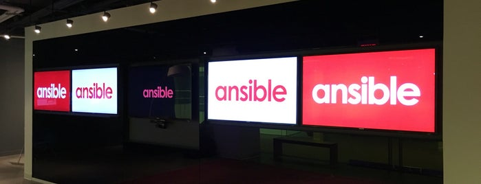 Ansible Mobile is one of Lieux qui ont plu à Andy.