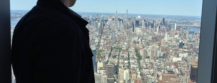 One World Observatory is one of Nyc.