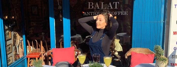 Maison Balat is one of Avrupa yakasi.