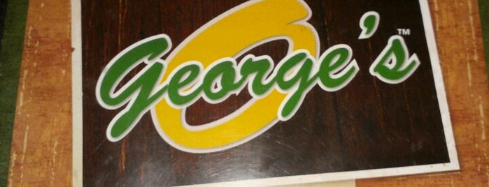 George's Restaurant & Catering is one of Explore Waco-Baylor Like a Local.