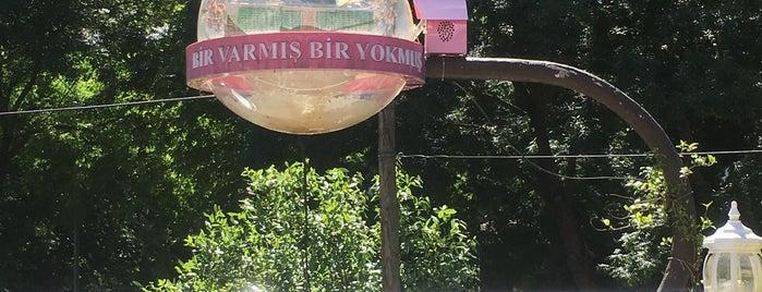 Bir Varmış Bir Yokmuş Cafe is one of Cafeler.