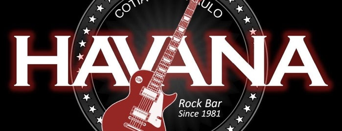 Havana Rock Bar is one of Locais salvos de Cleiton.