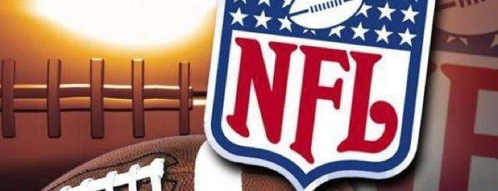 My NFL List 2012/13