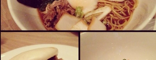 Momofuku Noodle Bar is one of Bucket.