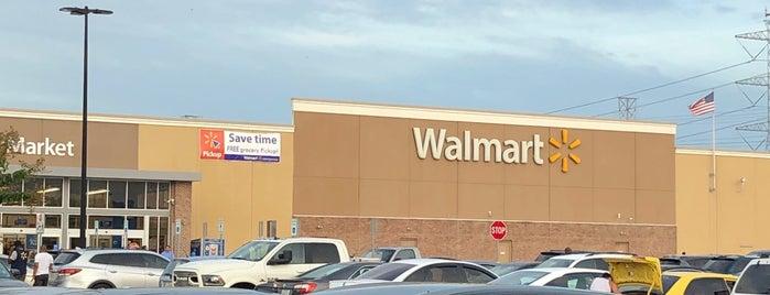 Walmart is one of Locais curtidos por Che'.