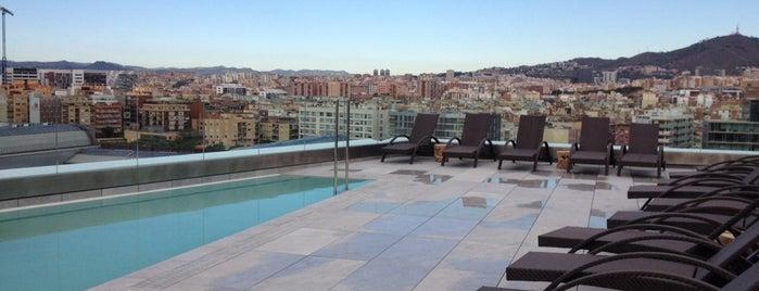 Hotel SB Plaza Europa is one of Barcelona.