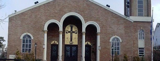 Holy Cross Greek Orthodox Church is one of New York II!.