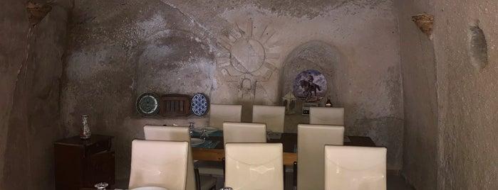 Sarıkaya Konak Restaurant is one of Orte, die Ozgur gefallen.