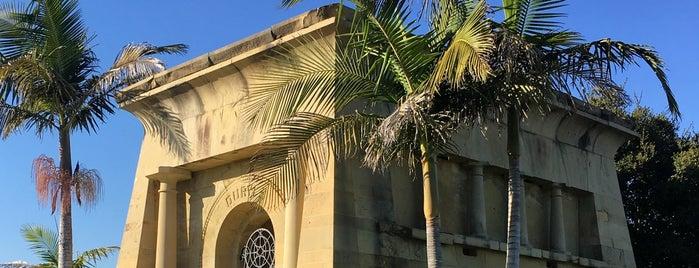 Santa Barbara Cemetery is one of LA   Next.