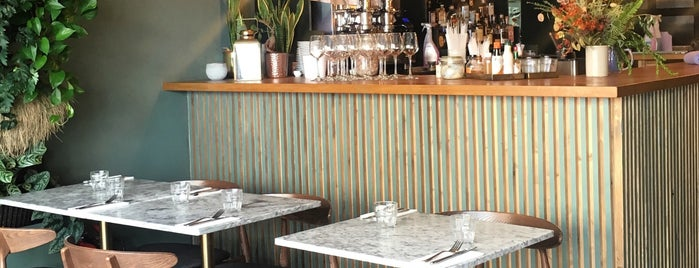 WOLF is one of Bottomless Brunch in London.