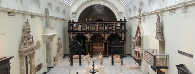 Victoria and Albert Museum (V&A) is one of London - All you need to see!.