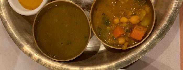 Cuisine of Nepal is one of Lieux sauvegardés par John.