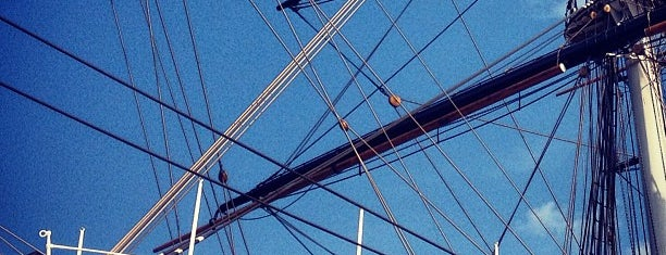Cutty Sark is one of Pleasure Spots in the UK.