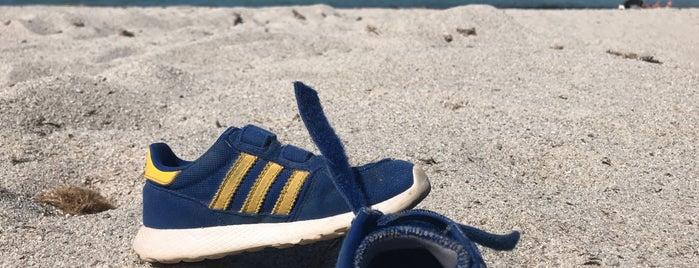 Blue Beach is one of Sardinia.