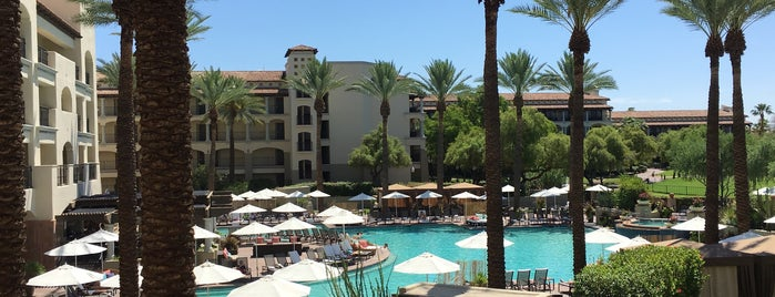 Fairmont Scottsdale Princess is one of Michelle'nin Beğendiği Mekanlar.