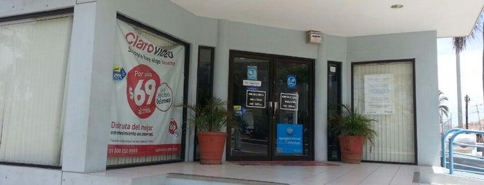Telmex is one of Juan Fco Arriaga C 님이 좋아한 장소.