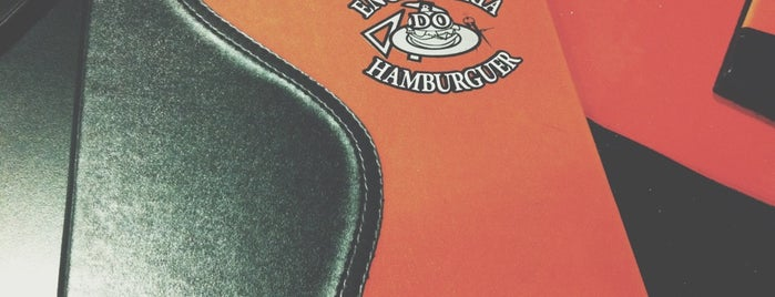 Engenharia do Hamburguer is one of Fernandoさんの保存済みスポット.