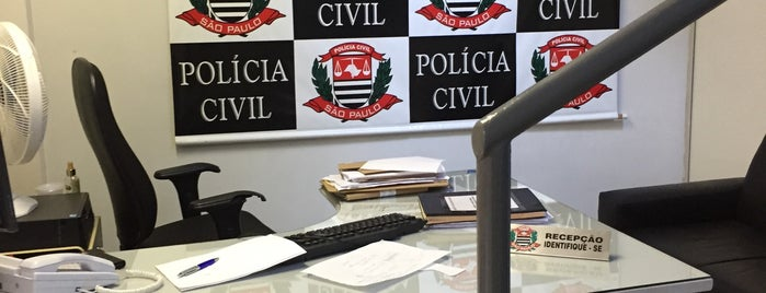 1ª Delegacia de Crimes Fazendários is one of Lieux qui ont plu à Menossi,.