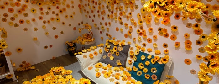 Yayoi Kusama Museum is one of Japan to-dos.