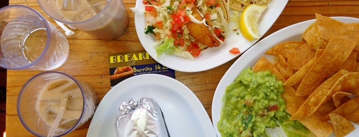 La Mission is one of 40 Must-Try Burritos.