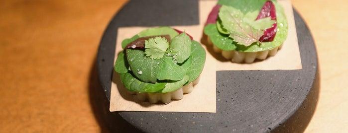 Relæ is one of World's 50 Best Restaurants 2015.