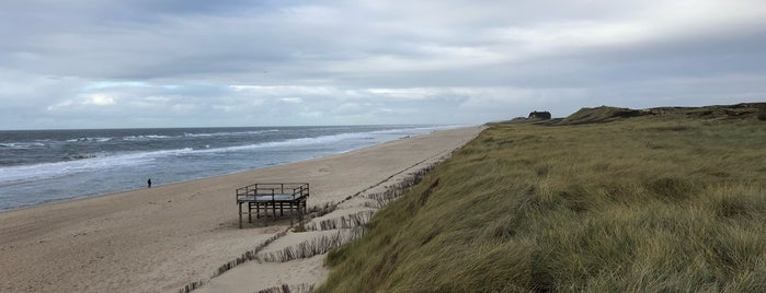 Strandmuschel is one of Sylt.