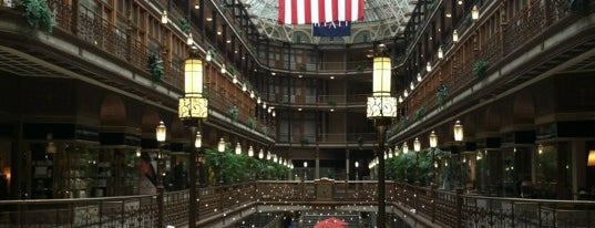 Hyatt Regency Cleveland At The Arcade is one of Albertさんのお気に入りスポット.