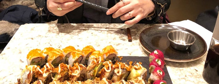 Ororo Sushi Bar is one of İstanbul2.