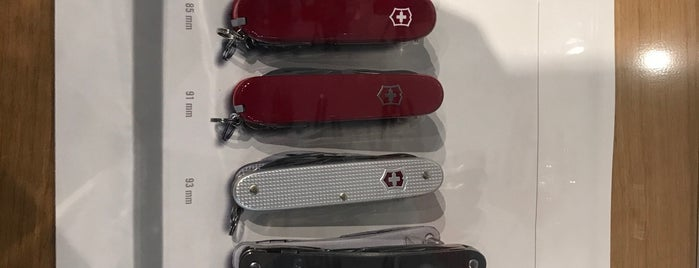 Victorinox is one of Orte, die Francisco gefallen.