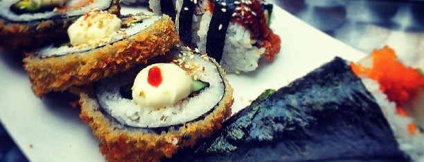 TTP Sushi is one of Lugares guardados de Lia.