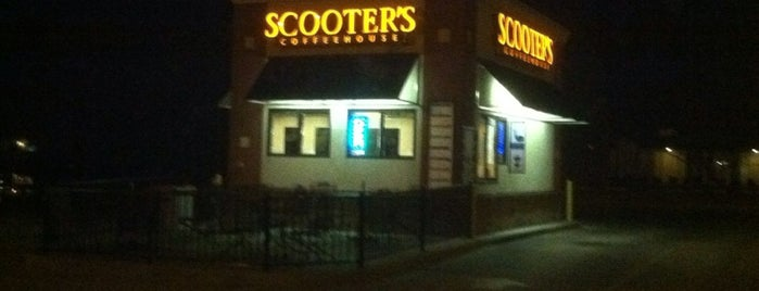 Scooter's Coffeehouse is one of Restaurants I've Tried.
