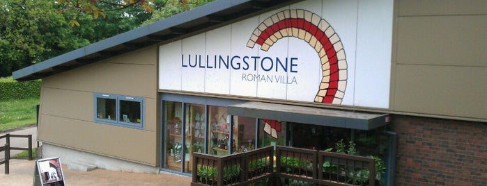 Lullingstone Roman Villa is one of Posti che sono piaciuti a Alex.