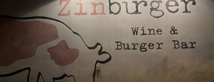 Zinburger Gilbert is one of Andyさんのお気に入りスポット.