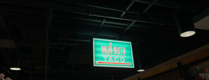 Bajo Sexto Taco is one of Lieux qui ont plu à Benjamin.