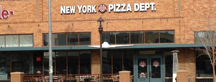 NYPD Pizza is one of Posti che sono piaciuti a Mario Trejo.