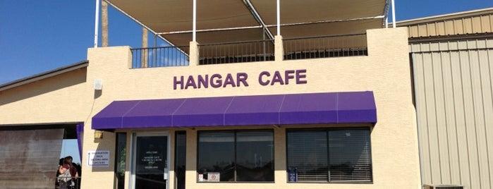 Hangar Cafe is one of My 'Hood.