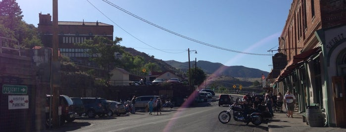 Jerome, AZ is one of Places I Recommend to Visit.
